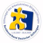 Gütesiegel 2007-2009