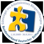 Gütesiegel 2009-2011