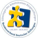 Gütesiegel 2011-2013