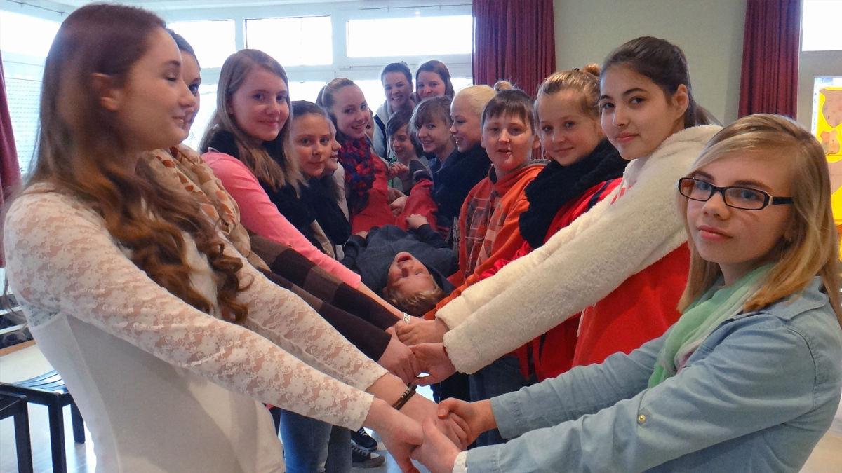 Bürgerstiftung fördert Ausbildung von Konfliktlotsen an der Realschule
