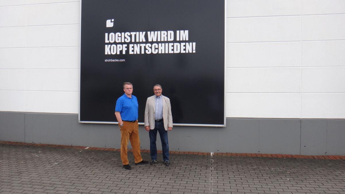 Spedition Strohbecke erhöht Stiftungskapital um 2500 Euro