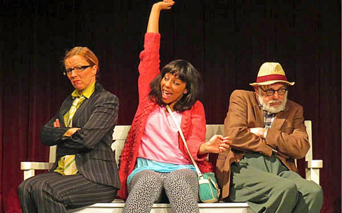 Theaterstück KUFUNA KIFARU